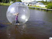 Water Dance Ball,Dancing on Water Ball