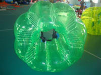 Full Color Green Inflatable Bumper Ball for Sale