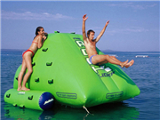 6 Foot Inflatable Climbing Iceberg for kids