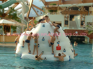 Warranty 3 Years Inflatable Climbing Iceberg 10 Foot High for Sale