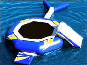 Outdoor Inflatable Water Trampoline Water Game