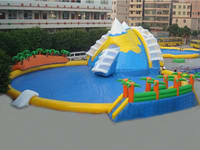 Fantasy Inflatable Pool Toys, Inflatable Water Park