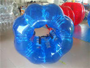 Full Color 1.5m Inflatable Bumper Balls for Adults