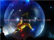 Exciting Inflatable Dance Ball for A Mucis Concert