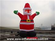 Inflatable Santa Claus LED Lighted Christmas Yard Decoration