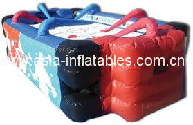 Air Hose Hockey Inflatable Game