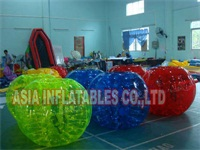 5 Foot Full Color Bubble Soccer Ball for Sale