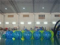 Full Color Bubble Soccer Balls for Sale