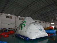 14 Foot Inflatable Climbing Iceberg