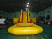 14 Foot Inflatable Water Pool Slide Tubes Small Water Park