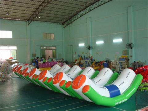 Inflatable Water Teeter Totters