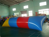 Top Quality Inflatable Water Blob Games Water Flipper for Sale