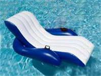 Inflatable Water Deck Chair for Sunbath​