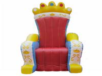 Best  Seller Inflatable Princess Chair