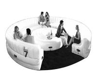 Inflatable Negotiateion Sofa,Inflatable Date Sofa for meeting