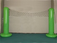Inflatable Volleyball Game Inflatable Volleyball Goal Post