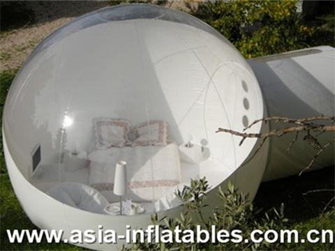 Inflatable Bubble Tents & Inflatable Bubble Tent with Tunnel-Inflatable Bubble Tents-Water ...