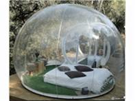 All Clear Inflatable Bubble Tent