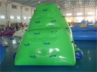 Floating Inflatable Water Climbing Iceberg 6 Foot High
