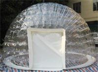 Hot Sale Double Layers Clear Inflatable Bubble Tent for Rentals