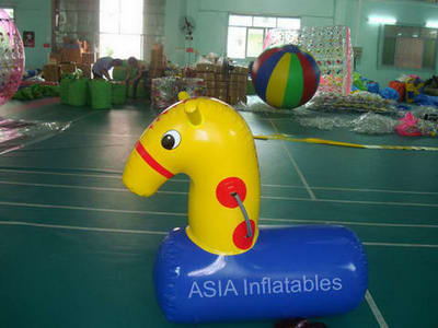 Air Sealed Inflatable Games