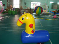 Team Games Pony Hops Inflatables for Sale