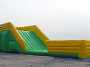 Giant Inflatable Ramp for Zorb Ball Sports