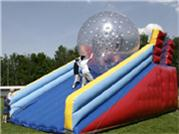 Inflatable Zorb Ramp for Sale