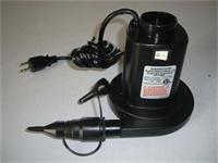 AC Electric Air Pump,Electric Air Inflator