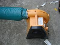 Big Power Air Blower for Inflatable Moonwalks