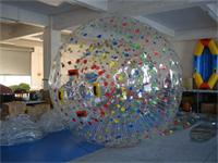Multi-Colors Dots Zorb ball​