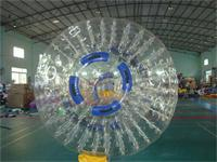 Reinforced Soft Handle for Zorb Ball