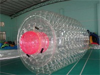 Transparent Water Roller Ball with Safety Enterance