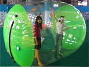 New Style Single Layer Inflatable Water Roller Ball