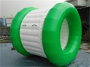 0.6mm PVC Tarpaulin Floating Inflatable Water Roller Ball for Sale