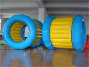 Top Quality PVC Tarpaulin Colorful Water Roller Ball for Sale