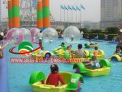 New Arrival CE Certification Aqua Paddle Boat for Water Sports