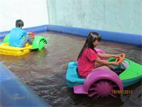 High Quality Kids Paddle Boat for Sale