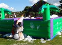 Big Inflatable Foam Party