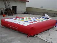 Interactive Inflatable Mega Twister Game