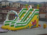 High Quality Durable Inflatable Jungle Slide for Wholesale