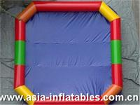 Multi-Colors Inflatable Corner Pool EXW Price for Sale