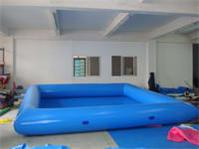 Best Seller Inflatable Square Pool for Business Rentals