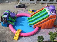 Best Seller Fun Inflatable Octopus Water Park