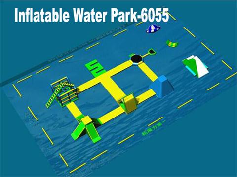 New Inflatable Water Parks