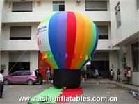 Multi-Colors Roof Top Balloon 7m High