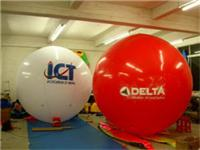 Huge Filled Helium Printed and Brand Balloons