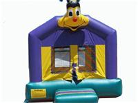 Commercial Durable 0.55mm PVC Tarpaulin Inflatable Clown Bounce House for Kids