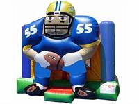 Inflatable Football Goalkeeper Bouncer
