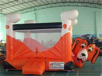Commercial Dog Belly Inflatable Jumping Castle in Children Zoo Park